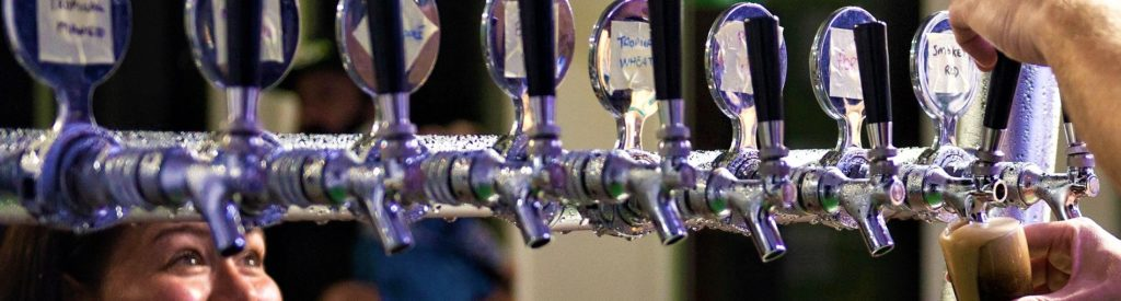 beer taps thin
